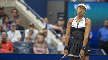 US Open: a legjobb 16 között kiesett a világelső Oszaka