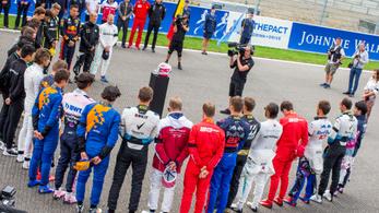 Nem sokon múlt, hogy Ricciardo ne álljon rajthoz Hubert tragédiája után