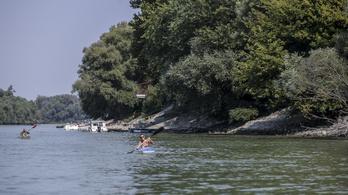 Ha egy kicsit is árad, folyik a szennyvíz a Dunába
