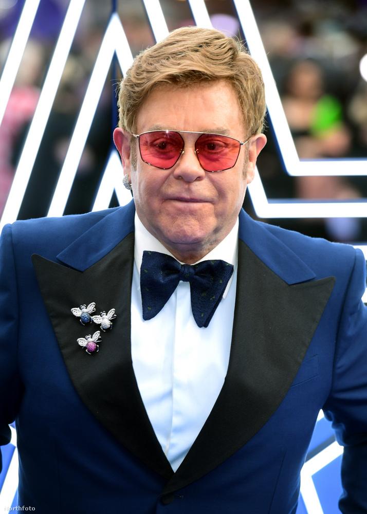 Elton Johntöbb interjújában is nyíltan beszélt bulimiájáról