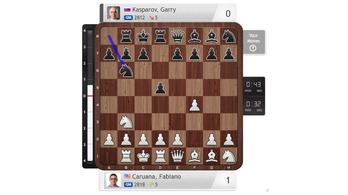 Mi ez a furcsa sakkparti, amit Kaszparov játszik?