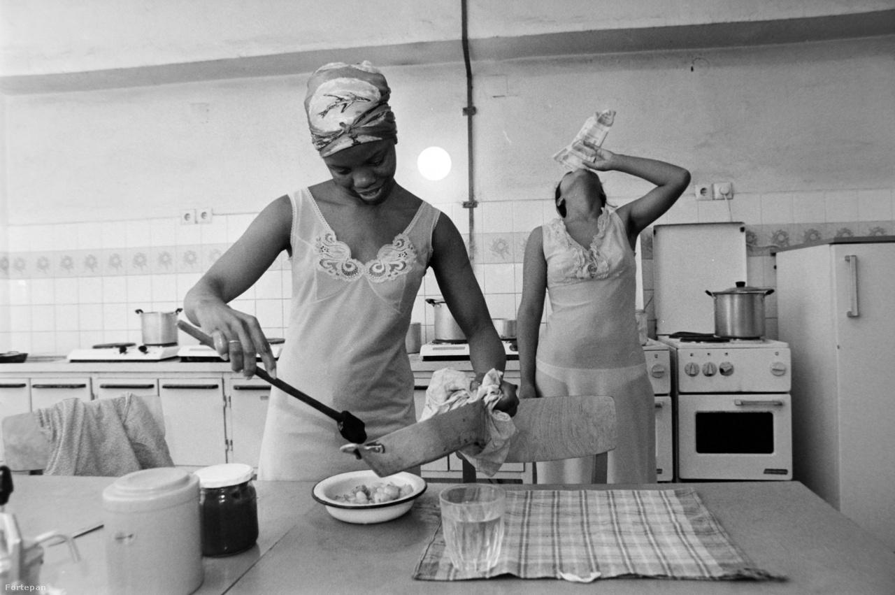Néha a kubaiak is kiengedték a gőzt. 1986 szeptemberében a Kistext Művelődési Házában nagy kubai fesztivált rendeztek. A vidékről felutazó kubai fiúk között verekedés tört ki, a kiszálló rendőröket kővel dobálták, és csak a speciális egységeknek sikerült őket megfékezni. A szertelen és szenvedélyes kubaiakról szóló hír a sajtóban is végigment, a ludas matyis vicceken át eljutott egy Hofi-kabaréba is. Raul Castro pedig hivatalos úton bocsánatot kért Magyarországtól.