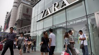A Zara a kínai vásárlók haragjától tartva határolódott el a hongkongi tüntetőktől