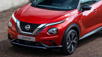 Ez itt az új Nissan Juke