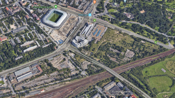 Hirtelen felére zuhant a budapesti szupersportcsarnok építési költsége