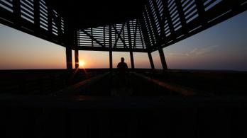 A Budai-hegység legjobb naplementenéző helye
