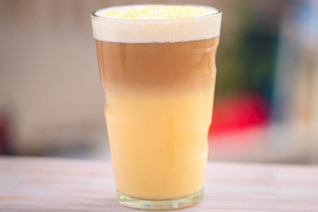 Nespresso Mákos guba latte recept