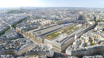 Elfogadhatatlan hibának tartják, tiltakoznak a párizsi Gare du Nord átépítése ellen