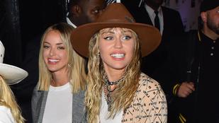 Miley Cyrus már össze is bútorozott a barátnőjével
