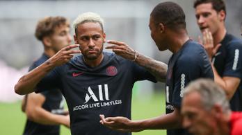 Alig ismert szabállyal szabadulna Párizsból Neymar