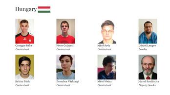 Magyar gimnazista is kapott aranyérmet a Közép-európai Matematikai Olimpián