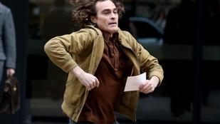 Joaquin Phoenix a Joker kedvéért 23 kilót fogyott, ami pszichésen is hatással volt rá