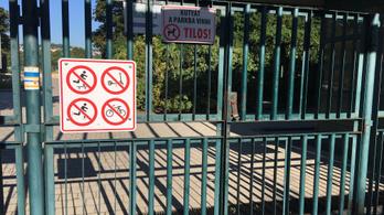 Félelem és reszketés a Szent István Parkban