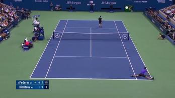Három pont, ami megtörte Federert