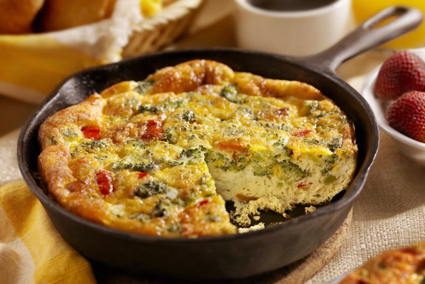 Isteni fehérjeforrás, és jót tesz a fogyásnak: 8 szuper, diétás reggeli tojásból