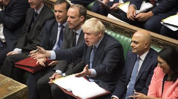 Elutasították a brit alsóházban az előrehozott választást, amit Boris Johnson akart