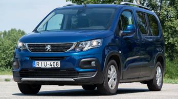 Teszt: Peugeot Rifter Allure 1.5 BluHDi 130 L2 - 2019.
