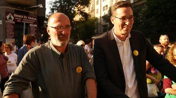 Józsefváros: vitáról vitáztak séta közben a jelöltek
