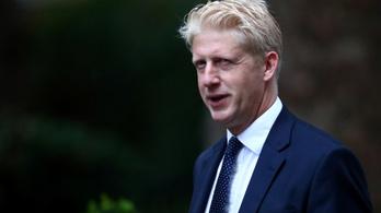 Minden politikai pozíciójáról lemondott Boris Johnson testvére