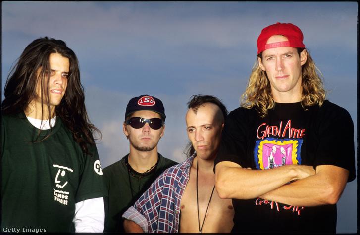 Maynard James Keenan, Adam Jones, Paul D'Amour és Danny Carey (1993)