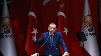 Erdoğan egymillió szír menekülttel fenyegeti meg Európát