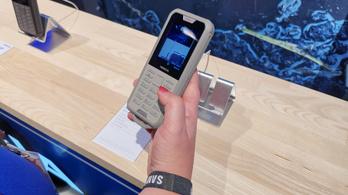 A Nokia bemutatott egy telefont, aminek az a neve, hogy KEMÉNY