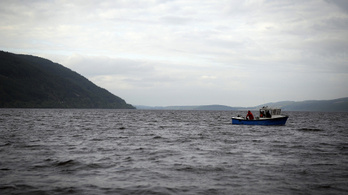 Óriási angolna lehet a Loch Ness-i szörny