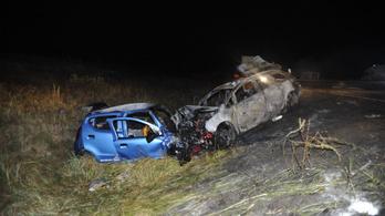 A forgalommal szemben haladt egy autó az M5-ösön, hárman meghaltak