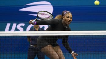 Williams ellenfele még meg sem született, amikor ő már US Opent nyert