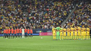 Román szurkolók kifütyülték Luis Enrique lányának gyászszünetét