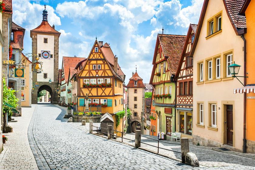 10 bájos németországi kisváros: itt nem hemzsegnek a turisták