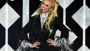 Britney Spears stílust váltott