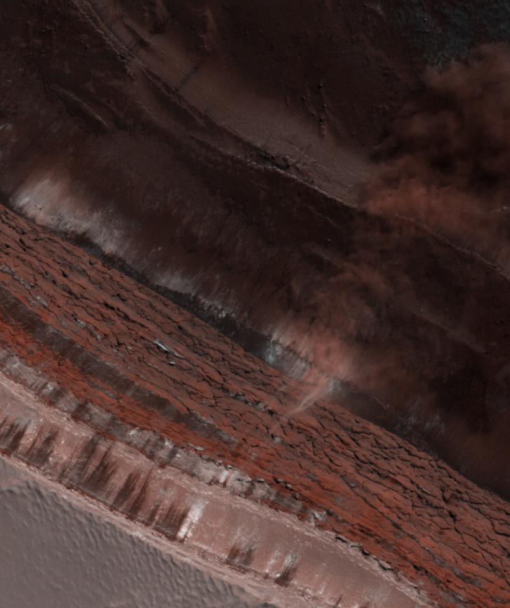 Lavina a Marson