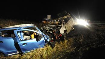 M5-ös baleset: Jeleztem neki, ahogy csak tudtam, de száguldott tovább