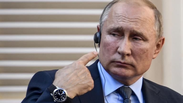 Nem történt még ilyen Putyin uralma alatt
