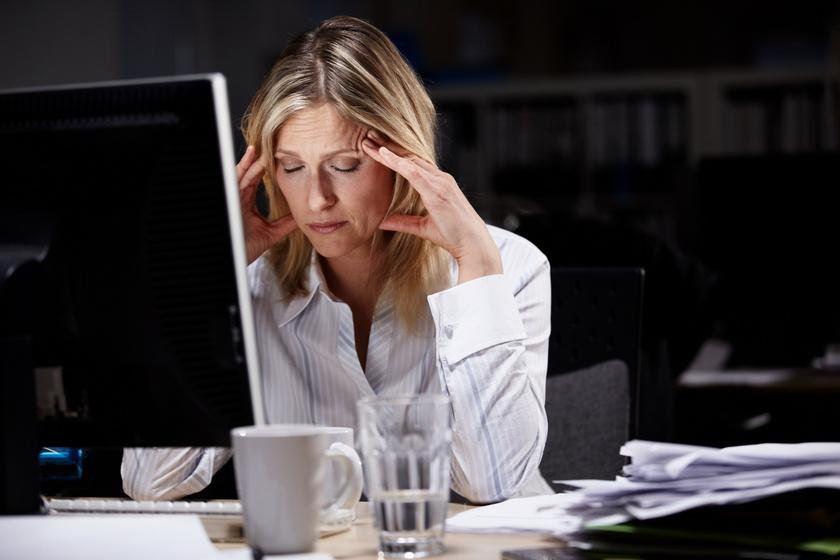 stresszes munka, kiégés