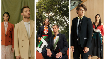 Tokió 2020: ilyen formaruhákban vonulhatnak majd a magyar olimpikonok