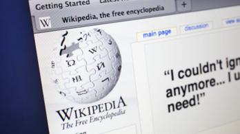 Túlterheléses támadás állhatott a Wikipédia leállása mögött