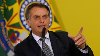 Amazónia védelméről egyezett meg Bolsonaro