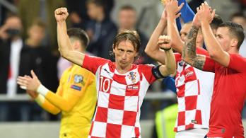 Horvátország 4-0-ra kiütötte a szlovákokat