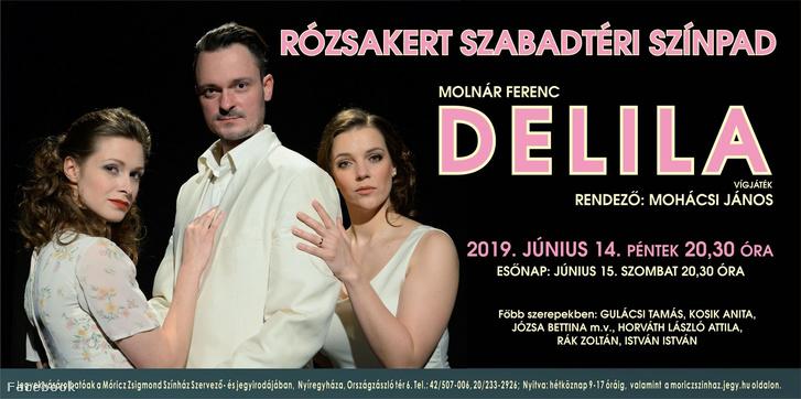 A darab szabadtéri bemutatója június 14-én megvolt, de kőszínházban elmarad a premier