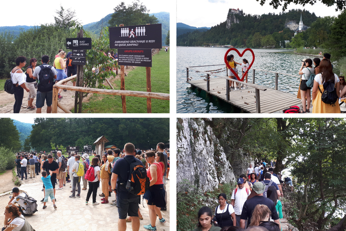Elmentünk a Bledi-tóhoz és a Plitvicei-tavakhoz körülnézni
