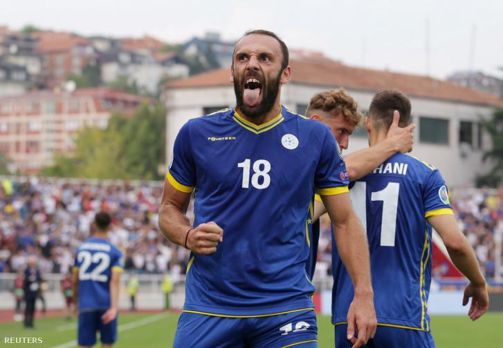 Vedat Muriqi szerezte a hazaiak első gólját