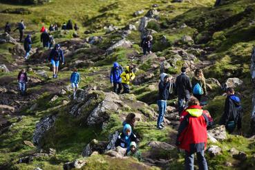 Skóciában Skye szigetét tartják az egyik legszebb helynek. Turisták tízezrei értenek ezzel egyet.