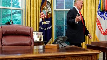 Trump berágott, és felfüggesztette a tálibokkal tervezett titkos tárgyalást