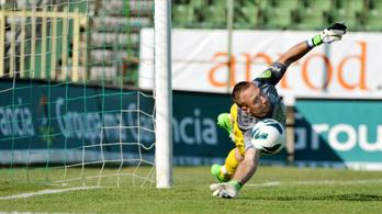 Az NB II.-ben lőtt győztes gólt a Fradi korábbi kapusa