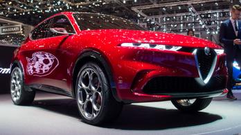 Hibrid Alfa Romeók és Fiatok jönnek 2020-ban