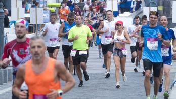 Szijjártó majd fél órát vert Nagy Lászlóra a Budapest Félmaratonon