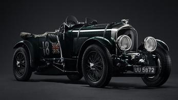 90 éves új autókat épít a Bentley