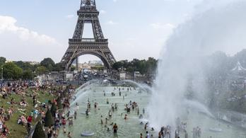 1500 halálos áldozata volt a kánikulának Franciaországban